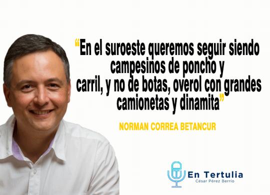 Norman Correa Betancur