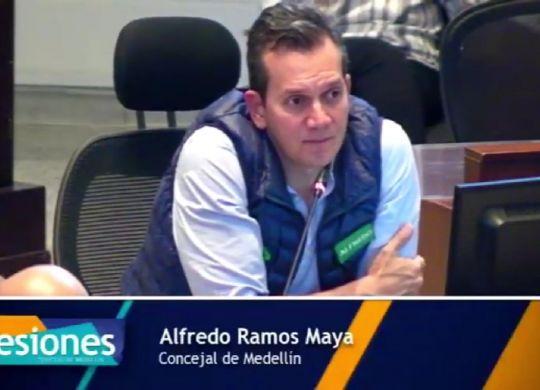 Declaraciones Alfredo Ramos